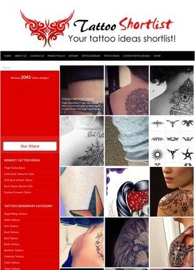 Tattoo Shortlist