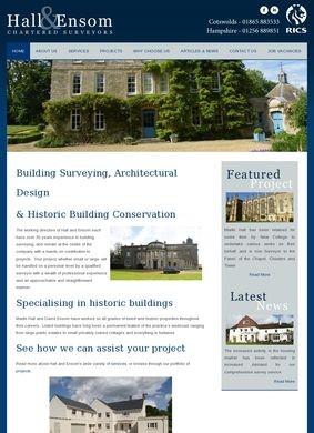 Hall & Ensom Chartered Surveyors