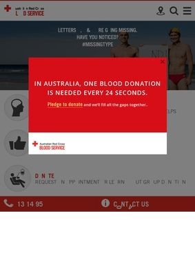 Australian Red Cross Blood Services