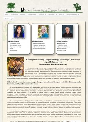 Marriage Counseling Los Angeles