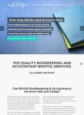 The Bristol Bookkeeper