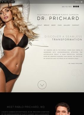 Plastic Surgery Phoenix: Dr. Pablo Prichard