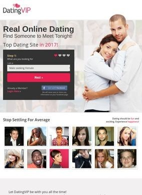 Dating VIP: Meet People Online