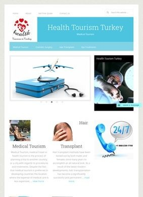 Health Tourism Turkey - Medical Tourism