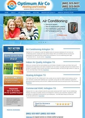 Optimum Air Heating & AC Repair
