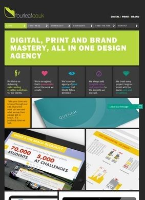 Fourleaf Design Agency