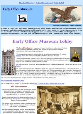 Early Office Museum