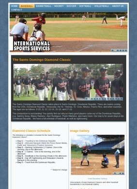 International Sports Services
