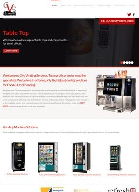 City Vending Services: Vending Services & Supplies in Birmingham & West Midlands.