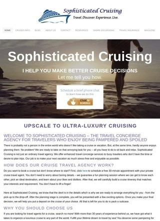 Sophisticated Cruising LLC