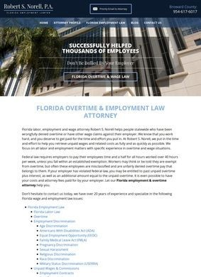 Florida Wage Law Attorney