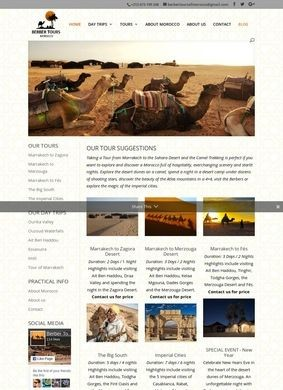 Berber Tours Of Morocco