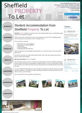 Sheffield Property To Let