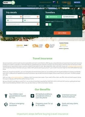InsureandGo: Australia Travel Insurance
