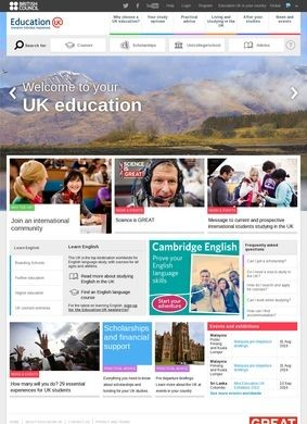 Education UK