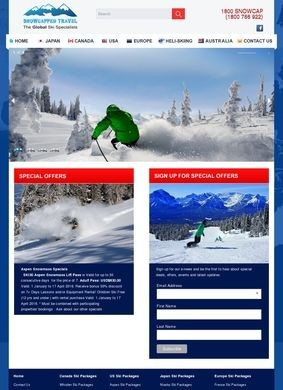 Snowcapped Tours