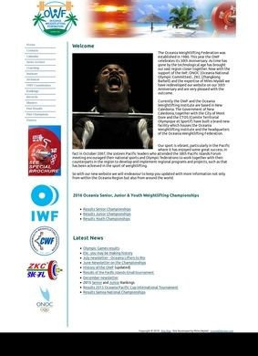 Oceania Weightlifting Federation