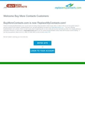 BuyMoreContacts.com