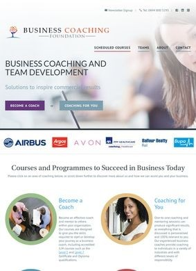 The Business Coaching Foundation