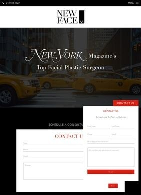 Dr. Westreich: Facial Plastic Surgeon NYC