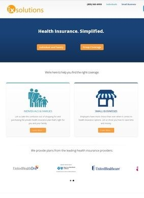 IXSolutions: Private Health Insurance
