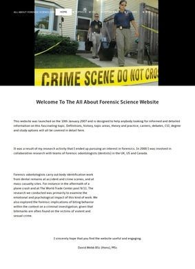 All-About-Forensic-Science.com