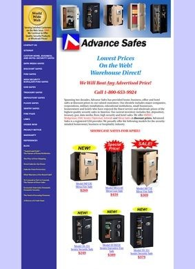 Advance Home and Business Safes