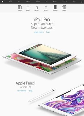 Apple: iPad