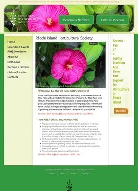 Rhode Island Horticultural Society