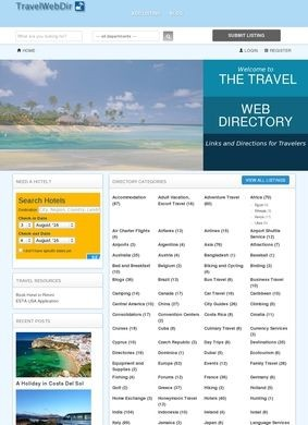 Travel Web Dir