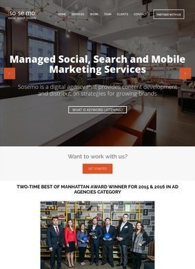 SEO Agency New York