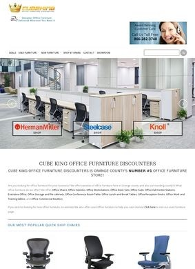 CubeKing - Used Office Furniture