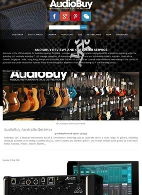 AudioBuy Reviews