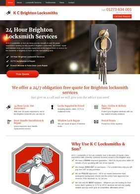KC Brighton Locksmith