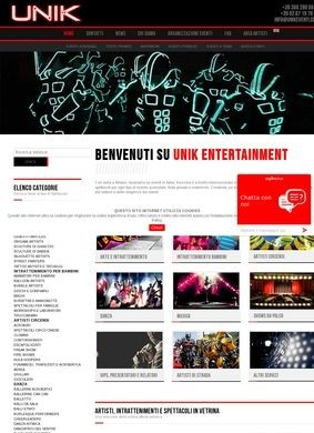 Unik Entertainment: Entertainment Agency, Weddings, Private and Corporate Events