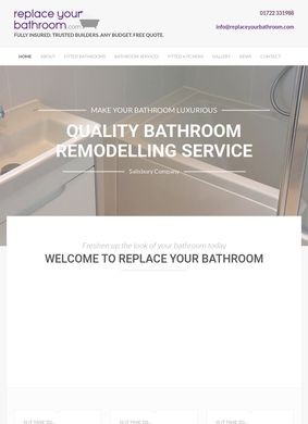 Replace Your Bathroom