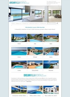 Dream Villa Rentals