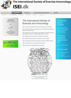 International Society of Exercise and Immunology