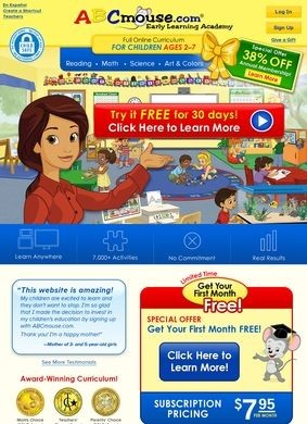 ABCmouse: Early Learning Academy