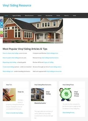 Vinyl Siding Resource