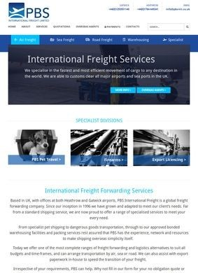 PBS International Freight Ltd