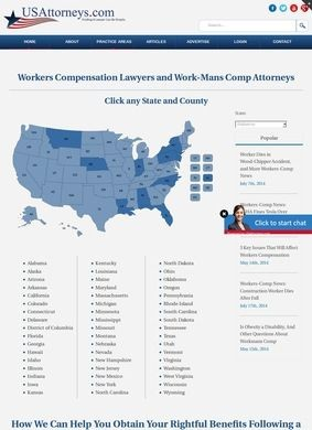 USAttorneys.com: Workers Compensation Lawyers