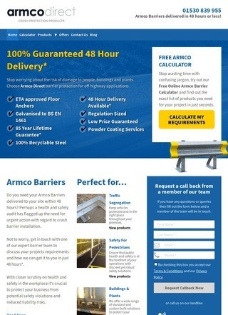 Armco Direct Barriers