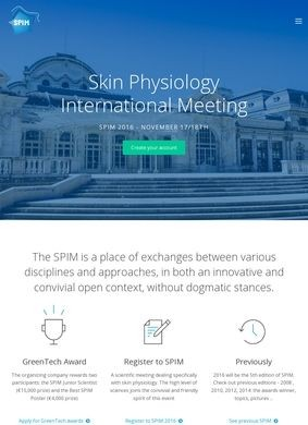 Skin Physiology International Meeting