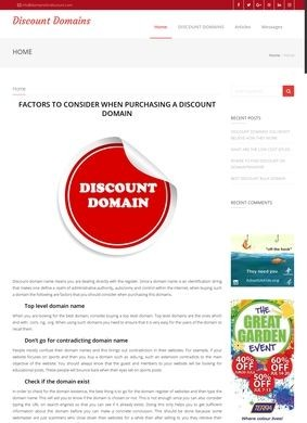 Premium Domains For Sale
