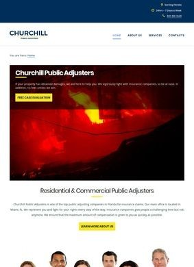 Churchill Public Adjusters