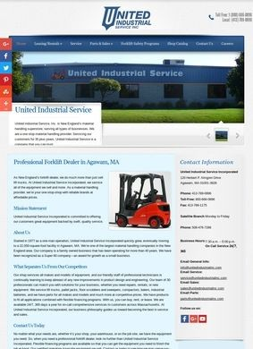 United Industrial Service Incorporated