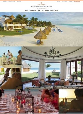 Maroma Resort and Spa by Orient Express