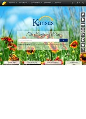 The Official Website of the State of Kansas