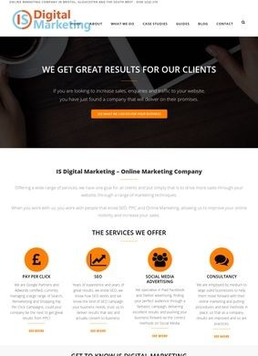 IS Digital Marketing Company